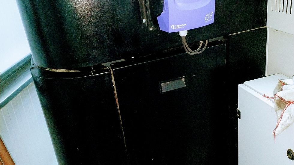 WES 199KW pellet boiler