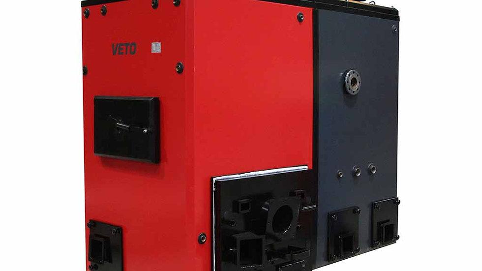 Veto 400kw chip boiler