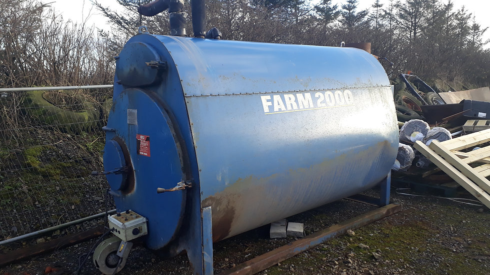 Farm 2000 boiler