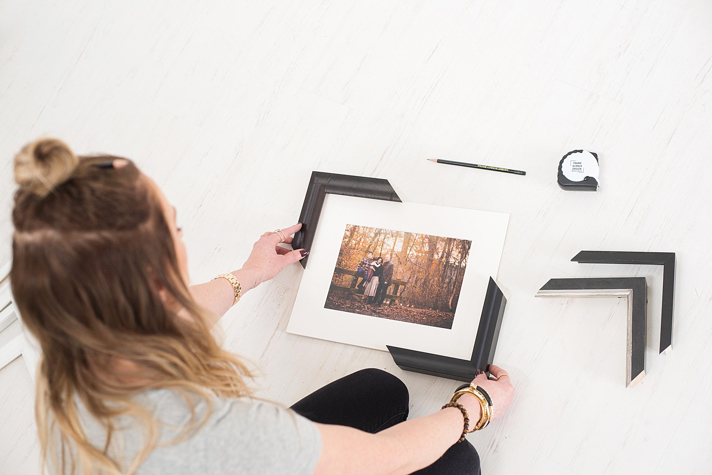 Frame Design Consult/Artwork Pick-up