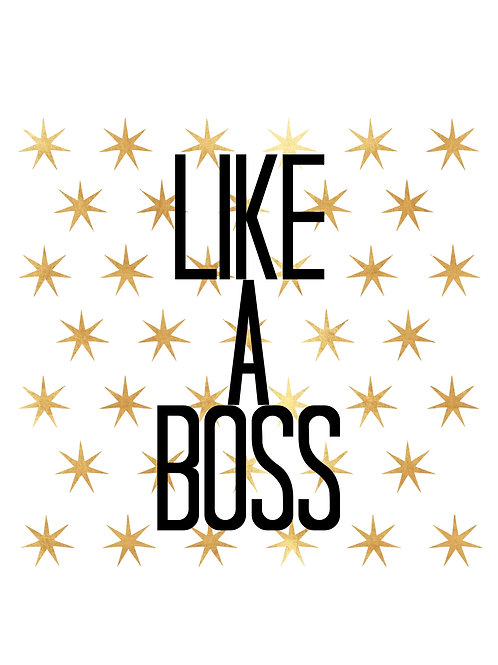 Like A Boss Star