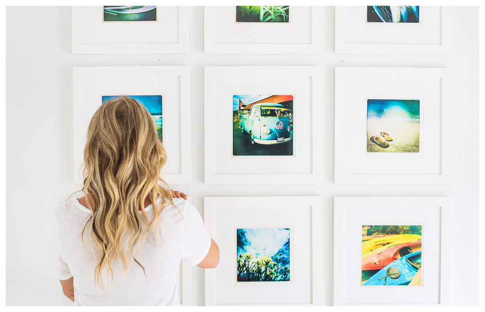 Basic Picture Hanging & Gallery Design