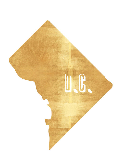DC Home in Gold