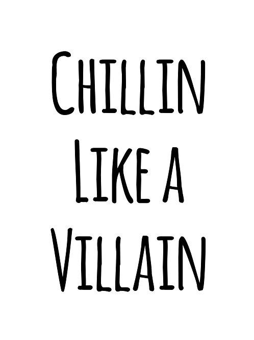 Chillin I