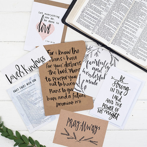 For I Know The Plans Prayer Journal Gift Set - Jeremiah 29:11