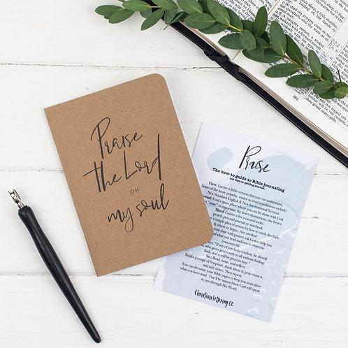 Praise Mini Prayer Journal