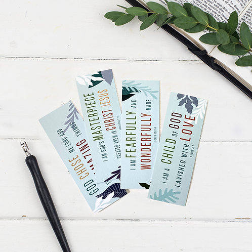 Fearfully And Wonderfully Made Bookmarks