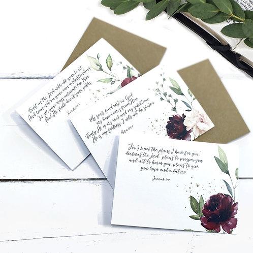 Hope Greeting Cards  - Set of Three