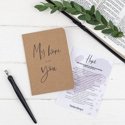 Hope Mini Prayer Journal