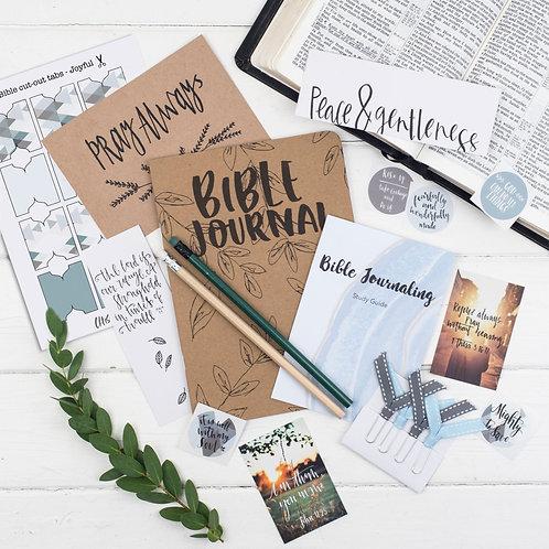Bible Journaling 'Joyful' Starter Kit