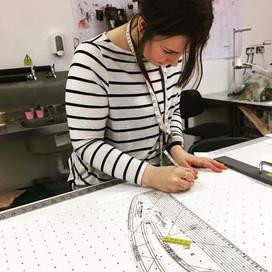 Pattern Cutting - No Less Human