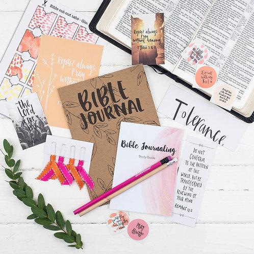 Bible Journaling 'Glory' Starter Kit