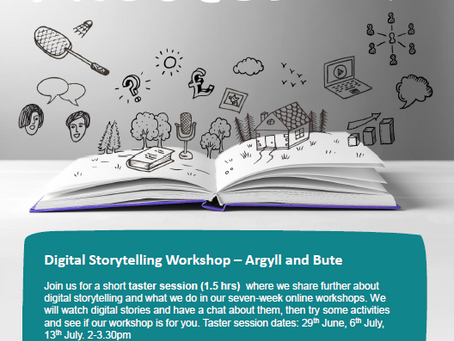 Digital Story Telling Workshops