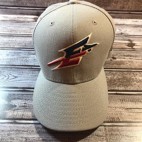 New Era Gray Memphis Express Ballcap