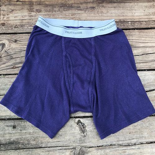 FOTL Boxer Briefs Purple/Gray