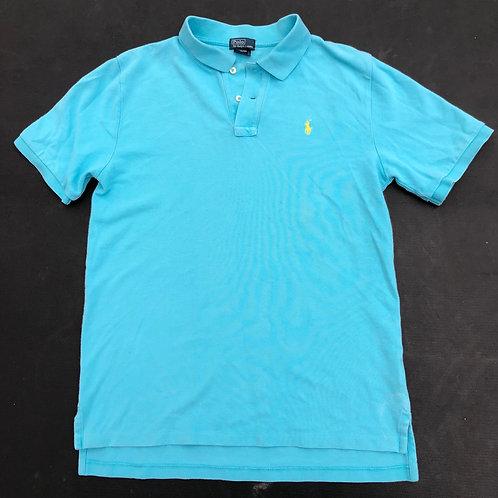 Turquoise Ralph Lauren Polo Shirt