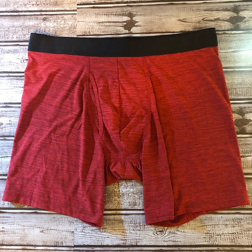 Russell Red Boxer Briefs