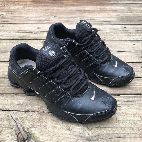 Nike Shox Black/White