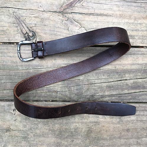 Brown Leather Banana Republic Belt