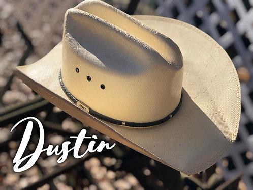 Tan Wide Brim MHT Hat