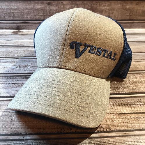 Blue/Gray Vestal Ballcap