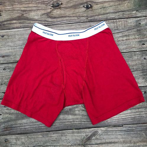 Red FOTL Boxer Briefs