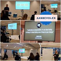 Inspirerende workshop over leiderschap