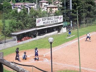 Softball serie B: PER UNA MANCIATA DI PUNTI