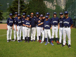 UNDER14: SWEEP NELLA SPLENDIDA CORNICE DEL TRENTINO