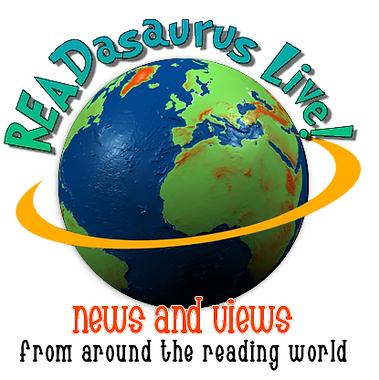 READasaurus Live Logo