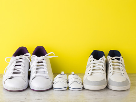 If the shoe fits: A story of relative sizing for UX deliverables