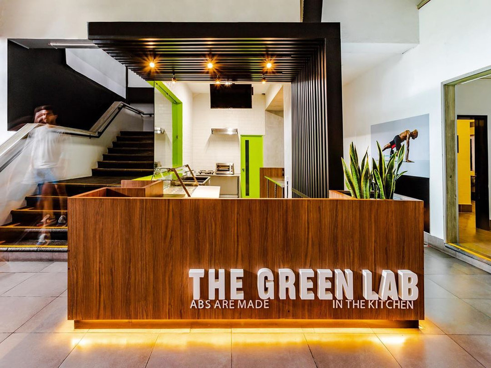 The Green Lab