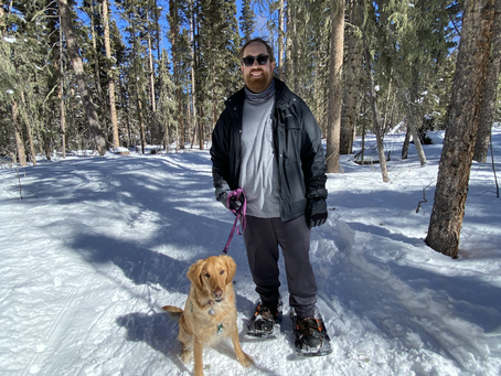 Our Cross Country Skiing Trip to Red River, New Mexico - February 2021