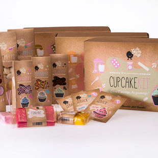 """Packaging Design """"be yummy"""""""