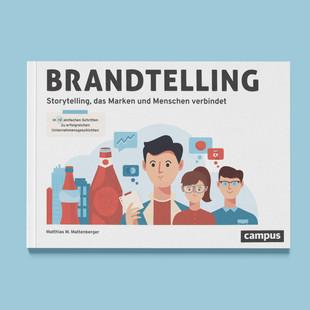 Brandtelling – Storytelling, das Marken und Menschen verbindet