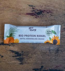 Mrs Flury – Bio Protein Riegel