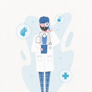 Für Mattenberger Group – Illustration