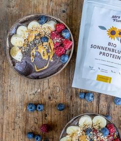 Mrs Flury – Bio Sonnenblumen Protein