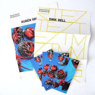 Printmedien für den Kunstverein Hildesheim