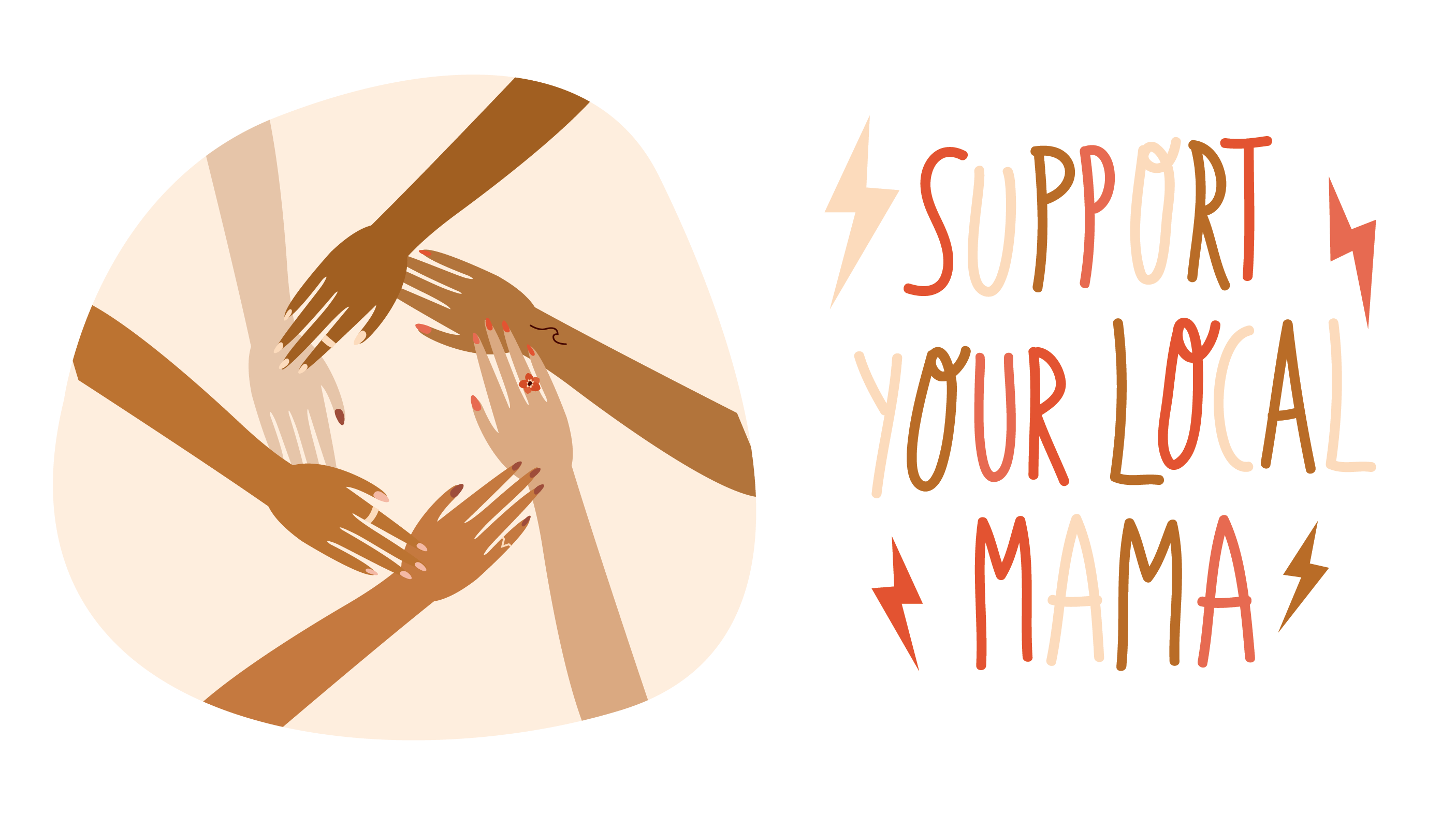 "Illustration ""Support"""