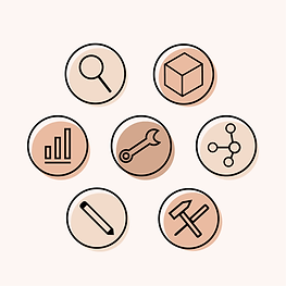 "Icon-Package ""Produktdesign"""
