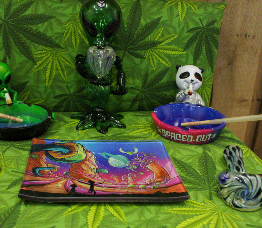 Ashtrays and Pipes