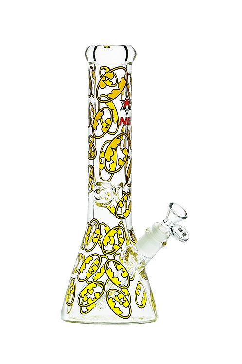 Nice Glass 12 inch Batman Beaker