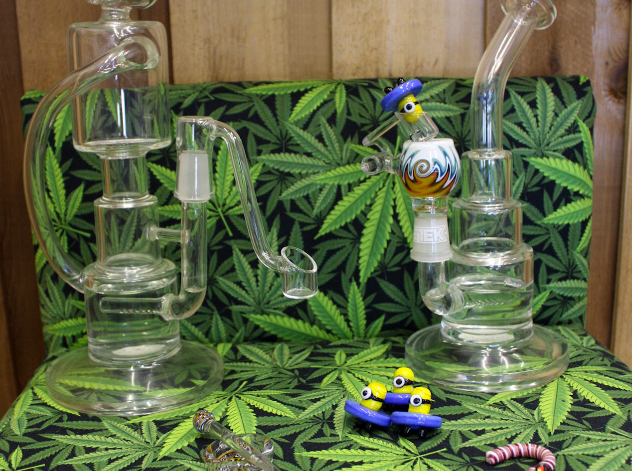 Dab rigs and tools