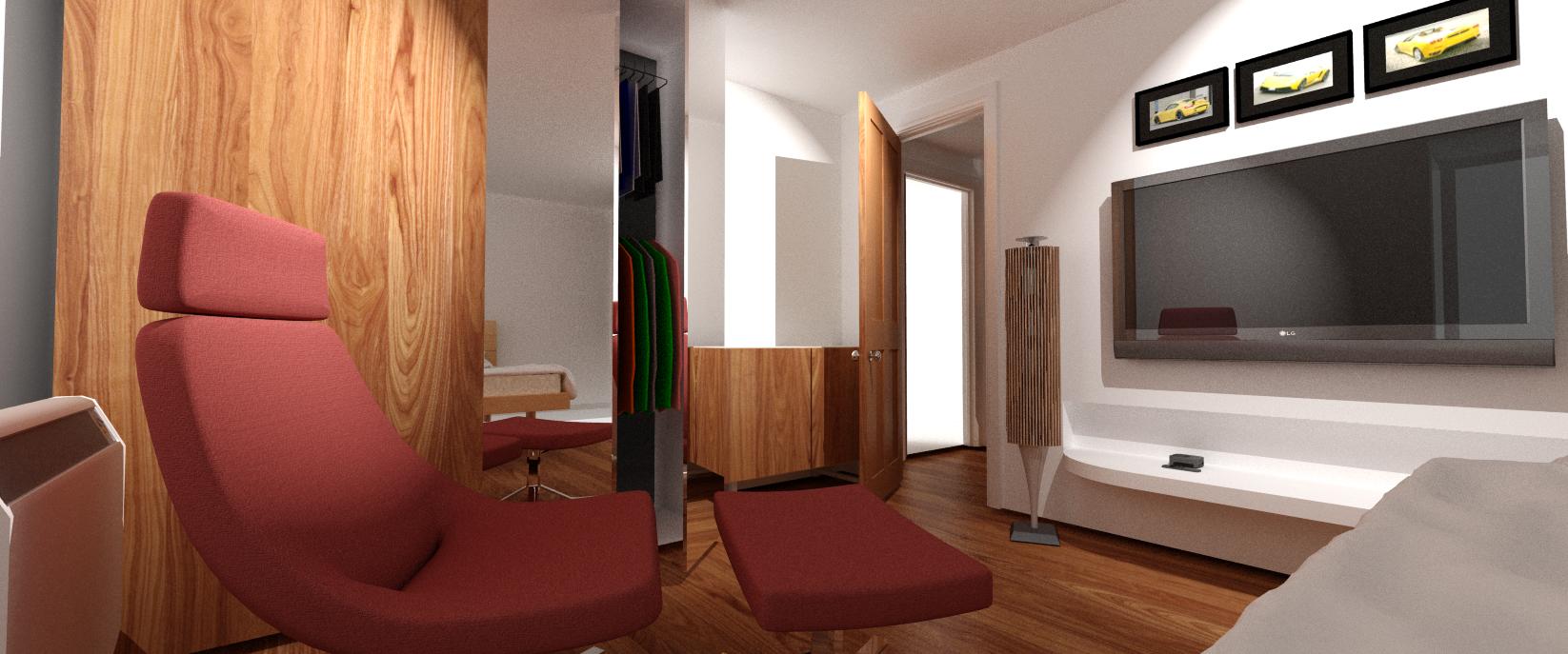 Conceptual Studio flat