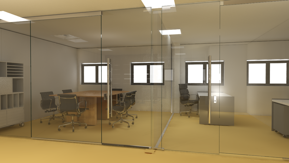 Concept office space