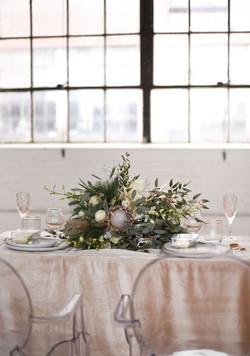 Velvet Accent Tablecloth