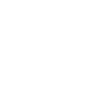 """Clipart of a circle  with the edge folded up and the words """"Donate Now"""""""