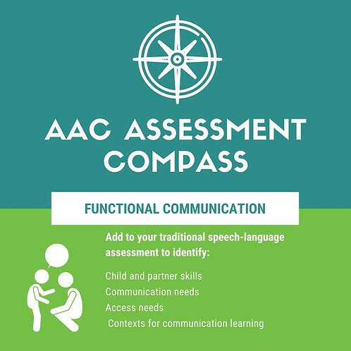 AAC Assessment Compass Infographic