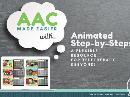 Animated Step-by-Steps® - A Flexible Resource